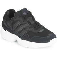 adidas  YUNG-96 C  boys's Children's Shoes (Trainers) in Black