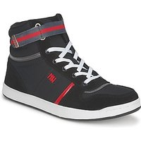 Dorotennis  BASKET NYLON ATTACHE  women's Shoes (High-top Trainers) in Black