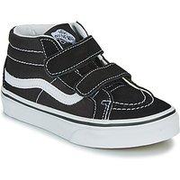 Vans  UY SK8-MID REISSUE V  girls's Children's Shoes (High-top Trainers) in Black