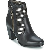 Andrea Conti  SAMPI  women's Low Ankle Boots in Black