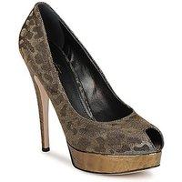 Sebastian  TESS  womens Court Shoes in Grey