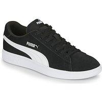 Puma  SMASH  men's Shoes (Trainers) in Black