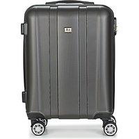 David Jones  CHAUVETTO 40L  womens Hard Suitcase in Grey