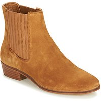 Andre  ECUME  women's Mid Boots in Brown