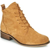Andre  GODILLOT  women's Mid Boots in Beige
