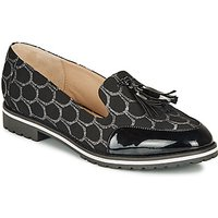 André  EMOTION  women's Loafers / Casual Shoes in Silver