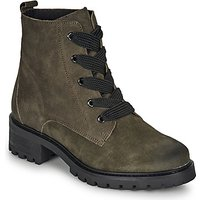 André  ELISE  women's Mid Boots in Green