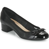 André  POEMINE  women's Court Shoes in Black