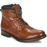Andre  CLABA  men's Mid Boots in Brown