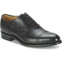 Barker  BURFORD  mens Smart / Formal Shoes in Black