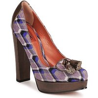 Missoni  RASHEL  womens Court Shoes in Purple
