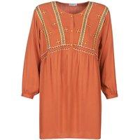 Betty London  LOULIA  women's Dress in Orange