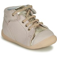 GBB  OLSA  girls's Children's Shoes (High-top Trainers) in White