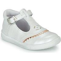 GBB  AGENOR  girls's Children's Shoes (Pumps / Ballerinas) in White