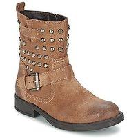 Geox  SOFIA C  girls's Children's High Boots in Brown