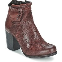 Airstep / A.S.98  SOURCE  women's Low Ankle Boots in Red
