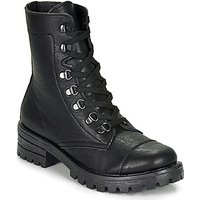 André  NIVA  women's Mid Boots in Black