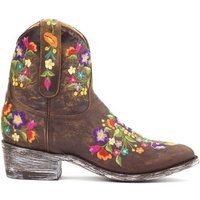 Mexicana  Bottines  Sorazipper  womens Mid Boots in Brown