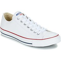 Converse All Star Leather Ox Shoes (trainers) In White