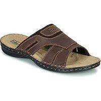 TBS  BELTONN  men's Mules / Casual Shoes in Brown