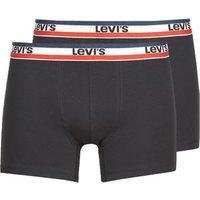 Levis-MEN-SPRTSWR-PACK-X2-mens-Boxer-shorts-in-Black