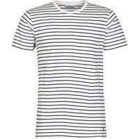 Yurban  KINO  men's T shirt in White