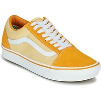 Vans  COMFYCUSH OLD SKOOL  women's Shoes (Trainers) in Yellow