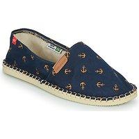 Havaianas-ORIGINE-BEACH-mens-Espadrilles-Casual-Shoes-in-Blue