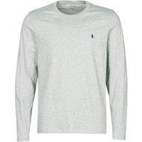 Polo Ralph Lauren  L/S CREW-CREW-SLEEP TOP  mens T shirt in Grey
