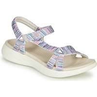 Skechers-ONTHEGO-womens-Sandals-in-Multicolour