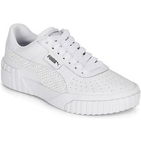 Puma  CALI  women's Shoes (Trainers) in White