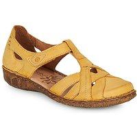 Josef Seibel  ROSALIE 29  womens Sandals in Yellow