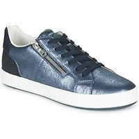 Geox  D BLOMIEE  women's Shoes (Trainers) in Blue