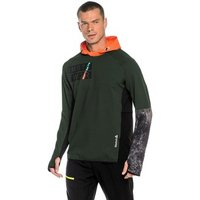 Reebok Sport  DT Stretch Oth Z  men's Sweatshirt in Green