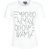 Emporio Armani  DONOVANN  women's T shirt in White