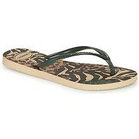 Havaianas  SLIM ANIMALS  women's Flip flops / Sandals (Shoes) in Multicolour