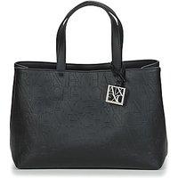 Armani Exchange  MANI  women's Handbags in Black