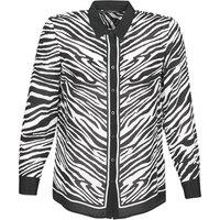 Ikks  BQ12105-03  women's Shirt in Black