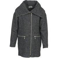 Noisy May  ROUND  womens Coat in Grey