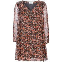 Betty London  LETICIA  women's Dress in Multicolour