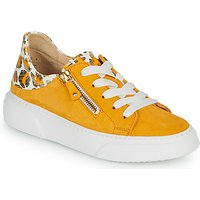 Gabor  -  women's Shoes (Trainers) in Yellow