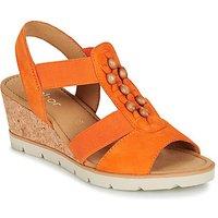 Gabor  KALINA  women's Sandals in Orange