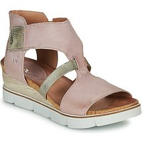 Dream in Green  LIRATIMO  women's Sandals in Pink