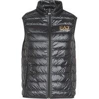 Emporio Armani EA7  CORE ID 8NPQ02  men's Jacket in Black