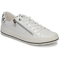 S.Oliver  NASTOUKI  women's Shoes (Trainers) in White