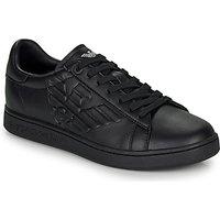 Emporio Armani EA7  CLASSIC NEW CC  men's Shoes (Trainers) in Black