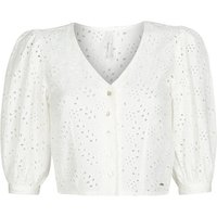 Pepe jeans  CLAUDIE  womens Blouse in White