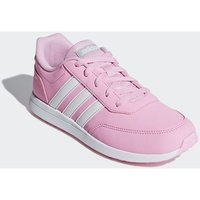 adidas  VS Switch 2 K  girls's Children's Shoes (Trainers) in Pink