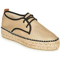 Pare Gabia  EBY  women's Espadrilles / Casual Shoes in Gold