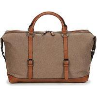 Casual Attitude  DAVITU  men's Travel bag in Brown